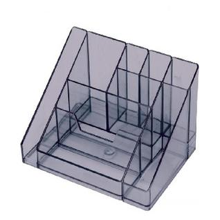 Подставка для канцелярских мелочей Attache каскад 9отд тон. серый
