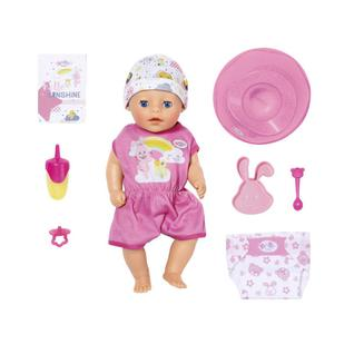 Куклы и пупсы Zapf Creation Zapf Creation Baby born 827-321 Бэби Борн my little BABY born Девочка Нежное прикосновение, 36 см