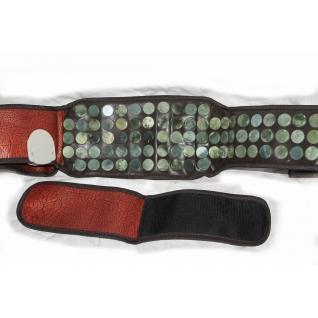Согревающий нефритовый пояс DKY-40j