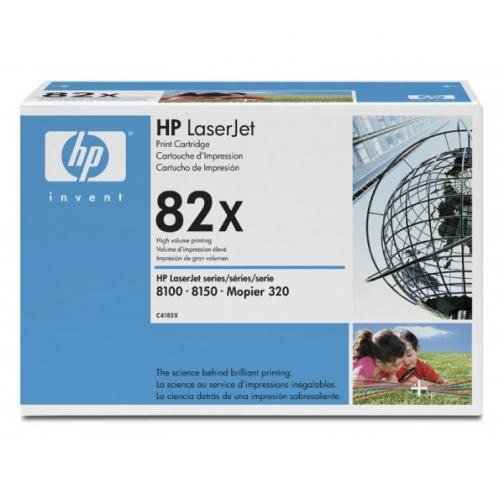 Картридж C4182X №82X для HP LJ 8100, 8150, Mopier 320 (черный, 20000 стр.) 716-01 Hewlett-Packard 852602 1