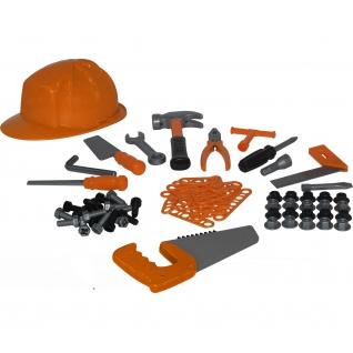 Набор инструментов №8 (74 элем. в сеточке) Полесье