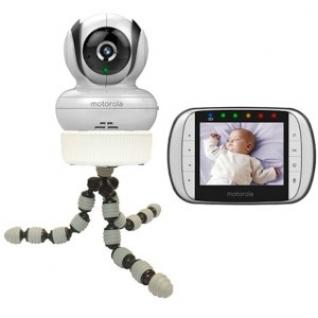 Видеоняня Motorola MBP36S + тренога и аккумулятор