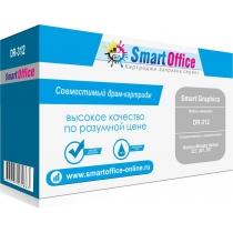 Драм-картридж DR-312 для Konica Minolta bizhub 227, 287, 367, совместимый, чёрный (80000 стр.) 12129-01 Smart Graphics