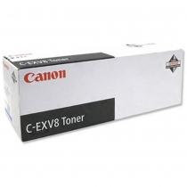 Картридж Canon C-EXV8BK для Canon iR C2620, iR C3200, iR C3220, CLC 2620, CLC 3200, CLC 3220, оригинальный, чёрный, 25000 стр. 10186-01