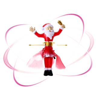 Летающий Дед мороз