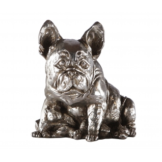 Статуэтка «Литл Френчи» (декоративная скульптура) (Античное серебро)