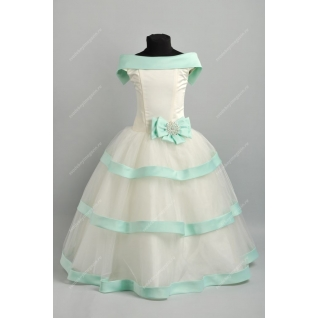 Платье детское 109, р/р 128-152 см