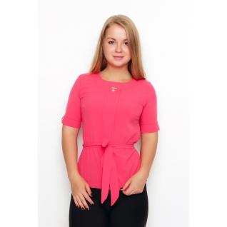 Блуза с коротким рукавом 42 размер