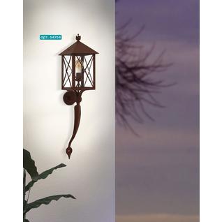 Уличный настенный светильник EGLO GAUDESI 64754
