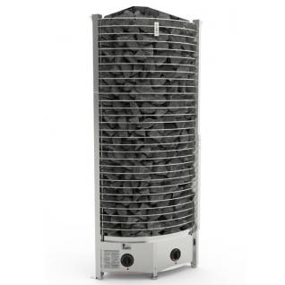Электрокаменка Sawo Tower TH2-30 NB-CNR-P (с пультом, угловая)