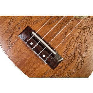 Укулеле - гавайская гитара Flight Nus 350 DC, сопрано