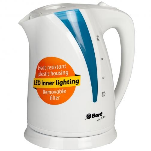 Чайник электрический Bort BWK-2220P 6768076