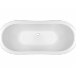Отдельно стоящая ванна Эстет Бостон белая