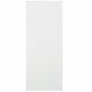 Полотно дверное Олови М7х21 крашеное белое с притвором /625х2040 мм/