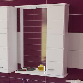 Зеркало-шкаф СанТа Омега 60 R
