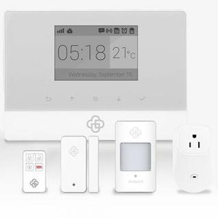 """Беспроводная GSM сигнализация для IOS и Android """"MatiGard Air"""" с датчиком температуры 60009 Sititek"""