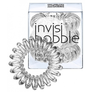 INVISIBOBBLE - Резинка-браслет для волос Invisibobble Crystal Clear