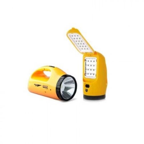 Фонарь светодиодный LA-1W раскладушка, 3 режима 37872325