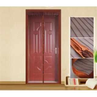 Сетка на магнитах на дверь 100*210 см С рисунком Швеция