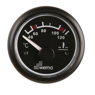 Wema Индикатор температуры охлаждающей жидкости Wema IPTR-BB-40-120 300 - 23 Ом 12/24 В