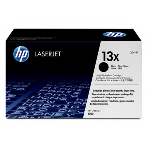 Картридж Q2613X №13X для HP LJ 1300, 1300N (черный, 4000 стр.) 733-01 Hewlett-Packard 852588 1