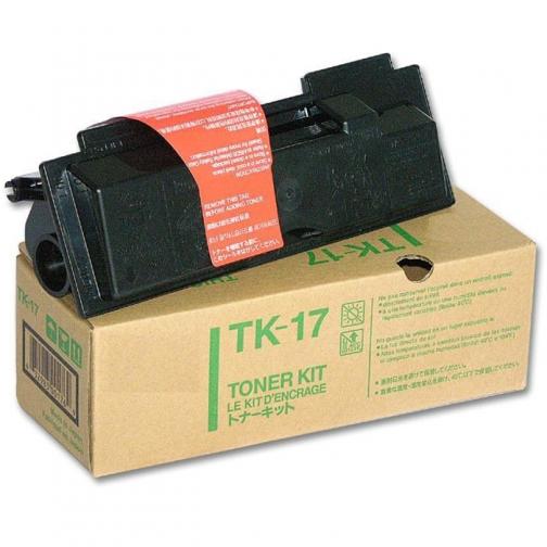 Картридж TK-17 для Kyocera FS-1000, FS-1000+, FS-1010, FS-1050 (черный, 6000 стр.) 1292-01 852479 1