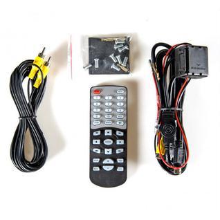 """Автомобильный потолочный монитор 20"""" ERGO ER20H (1680x1050) серый (+ Двухканальные наушники в подарок!)"""