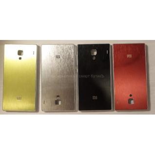 Xiaomi Red Rice накладка задняя панель (Красная сталь)