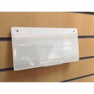 Информационная табличка подвесная 250х130, с карманом для смены информации