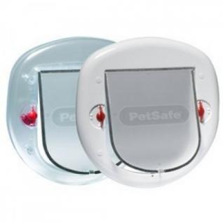 PetSafe Дверца для больших котов и маленьких собак - белая