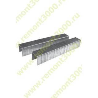 БИБЕР 85816 Скобы прямоугольные закаленные 6мм (1000шт) / BIBER 85816 Скобы прямоугольные закаленные 6мм (1000шт)
