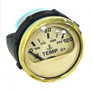 Указатель температуры воды Uflex BG 40-120 (62073E)