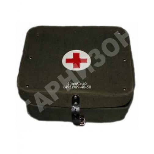Сумка санитарная с твердым клапаном (б/у) 14940