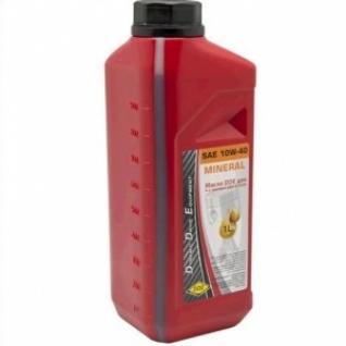 Масло для четырехтактного двигателя минеральное 10W-40 ДДЕ 1л