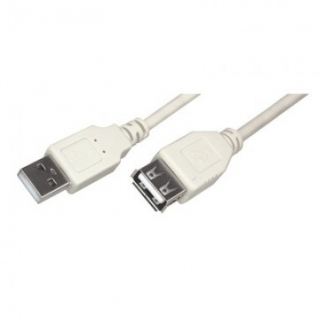 Кабель REXANT /18-1116/ USB A(male) - A(female) 3м