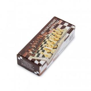 Набор шахмат парафиновых без доски арт.2543