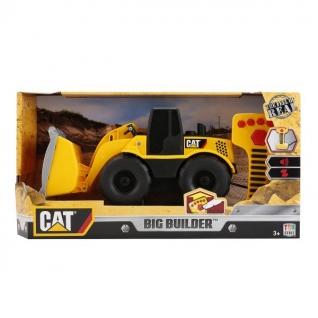 """Машина """"Toystate"""" Cat. Экскаватор 22,5см, На Пульте, Звуковые Эффекты"""