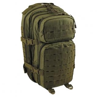 Рюкзак MFH Assault I, цвет оливковый