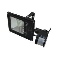GSlight SMD SLIM 20W 220V IP65 Whiteс датчиком