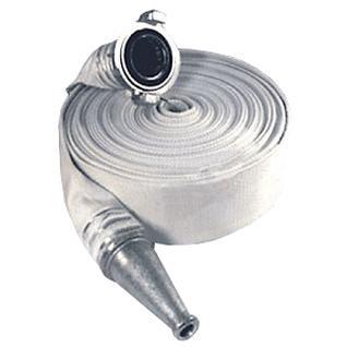 Рукав пожарный напорный 51 мм с стволом РС-50.01 и ГР50 L= 20 м Пожарное Оборудование