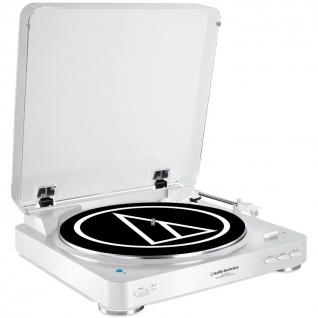 Audio-Technica AT-LP60BT WH