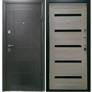 Дверь металлическая Valberg СТАЙЛ 2066/880/104 R/L