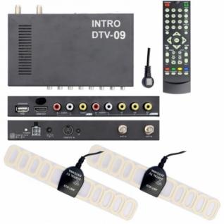 Автомобильный цифровой TВ-тюнер Incar DTV-09 Incar