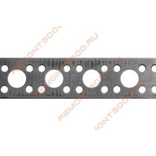 СОРМАТ перфолента KVA 19x0,75мм (10м) универсальная / SORMAT монтажная лента KVA 19x0,75мм (10м) универсальная Сормат