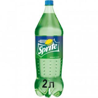 Напиток Sprite пэт 2л газ. 6шт/уп