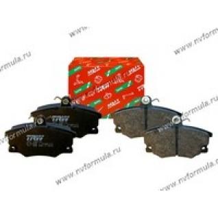 Колодки тормозные 2110-12 1118 2170 Priora 2190 Granta передние TRW GDB458 R14