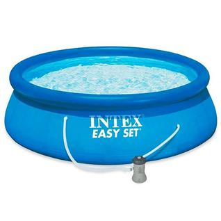 Intex Надувной бассейн Intex 28132, 366х76 см + насос-фильтр