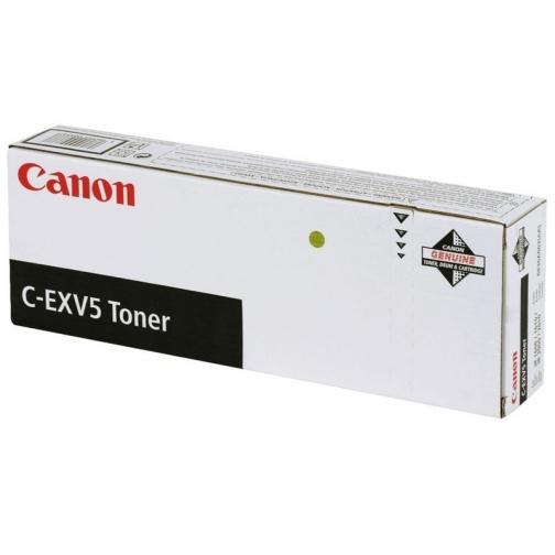 Картридж C-EXV5/GPR-8/NPG-20 (упаковка 2 шт.) для копировальных аппаратов Canon iR1600, iR1605, iR1610, iR2000, iR2010 (черный, 7500 стр.) 4417-01 851912 1