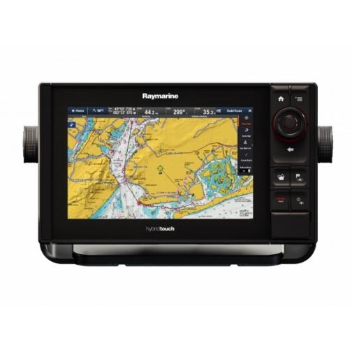 Эхолот-картплоттер Raymarine eS97 Hybridtouch Wi-Fi, Fishfinder (E70274) 36981630