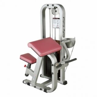 Body Solid Бицепс-машина Body Solid SBC-600 (Вес стека 95 кг)